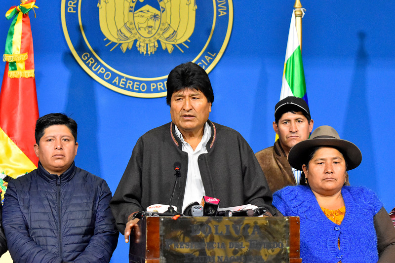 https://foreignpolicy.com/2019/11/11/bolivias-morales-steps-down-under-pressure/
