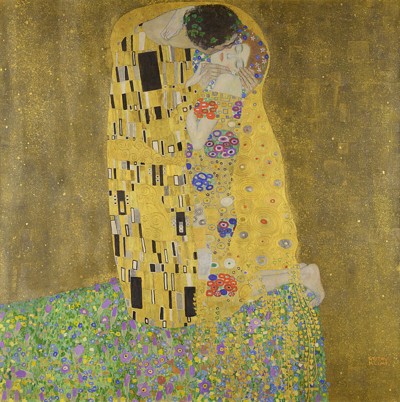 https://en.wikipedia.org/wiki/The_Kiss_(Klimt)