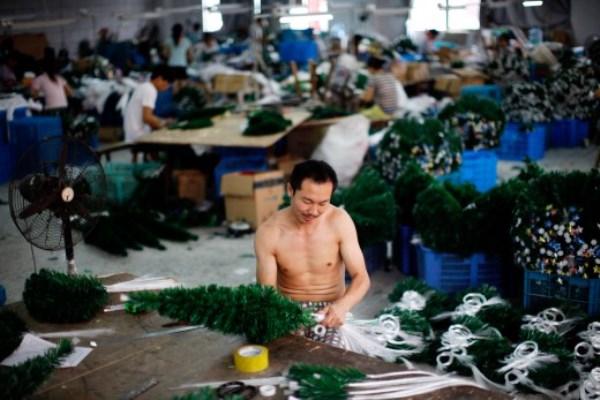 Όπως είναι πραγματικά ένα εργοστάσιο Χριστουγέννων