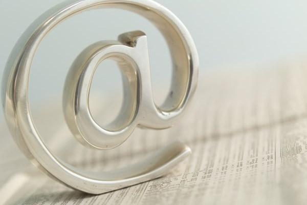 Αναρωτηθήκατε ποτέ τι σημαίνει το «παπάκι» του e‑mail;