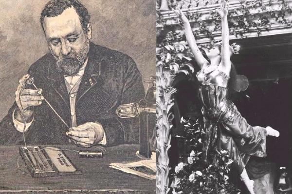 Ο κοσμηματοπώλης ‑ ιδιοφυΐα που έφτιαξε ηλεκτρικά αξεσουάρ με φως το 1885