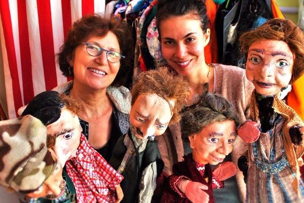Το σπίτι στη Θεσσαλονίκη στο οποίο κατοικούν... κούκλες!