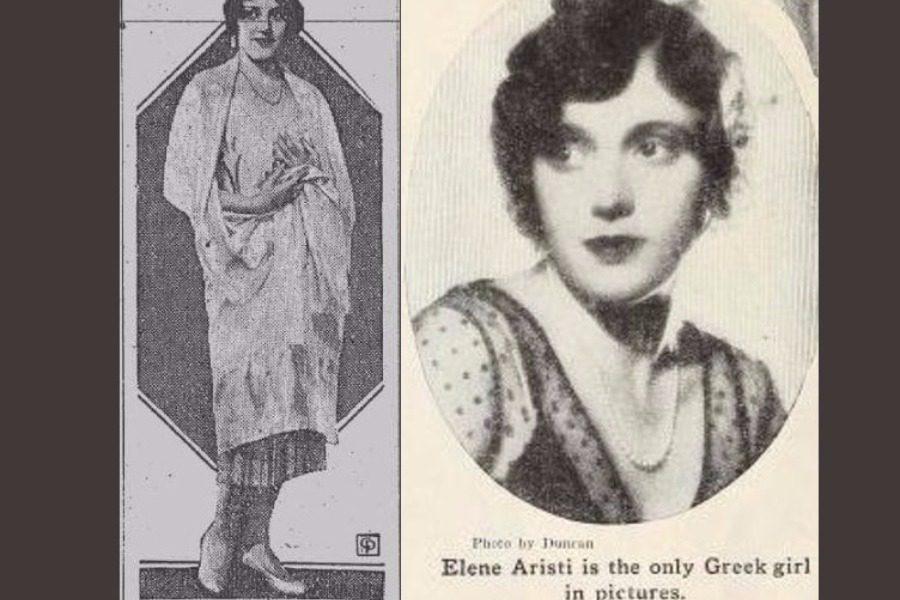 Η πρώτη Ελληνίδα που υπέγραψε συμβόλαιο στο Hollywood