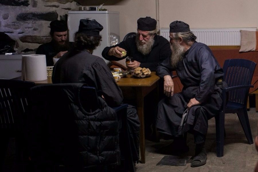 Μοναστηριακές συνταγές από το Αγιο Όρος
