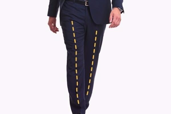 Ξέρετε γιατί τα παντελόνια έχουν... τσάκιση;